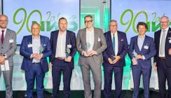 Innovation aus Tradition: NWD feiert 90. Geburtstag