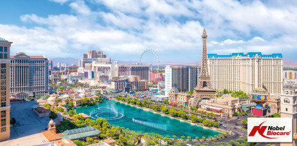 Nobel Biocare lädt zum Global Symposium 2019 in Las Vegas ein