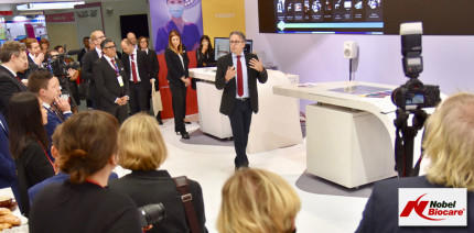 Dynamische Navigation jetzt Teil des Nobel Biocare-Workflows