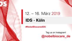 Nobel Biocare auf der IDS 2019: #NobelBiocarexIDS