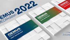 Jetzt für 2022 planen: Die neuen OEMUS MEDIAdaten sind da