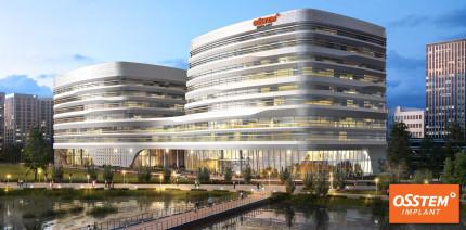 OSSTEM IMPLANT eröffnet globales R&D-Zentrum und neuen Hauptsitz