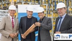 PVS holding baut Standort in Mülheim aus