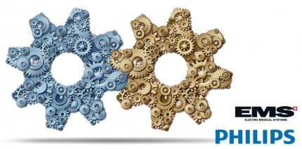 Philips und EMS gehen eine zukunftsweisende Partnerschaft ein