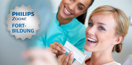 Patientenwunsch Zahnaufhellung: Jetzt exklusiv fortbilden mit Philips ZOOM!