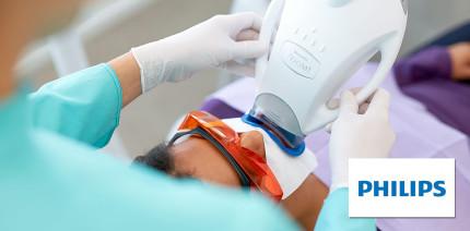 Sicher und effektiv - Strahlend weiße Zähne mit Philips ZOOM!