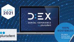 D:EX Dental Experience by Pluradent: Programm für den 24. April
