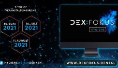 DEX:Fokus Hygiene von Pluradent am 30. Juni 2021