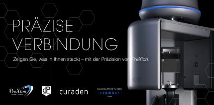 PreXion gibt neue Vertriebspartnerschaft bekannt
