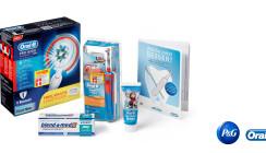 Tester bescheinigen beste Ergebnisse für elektrisches Zähneputzen mit Oral-B