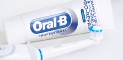 Oral-B Zahncreme – effektiv gegen Zahnfleischprobleme
