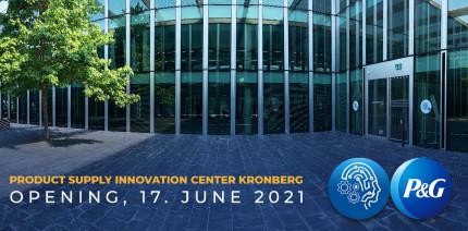 P&G eröffnet neues globales Product Supply Innovation Center