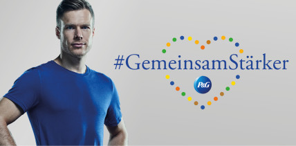 #GemeinsamStärker: Markus Rehm ist P&G Botschafter