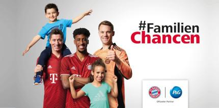 P&G und FC Bayern München setzen Zusammenarbeit fort