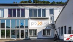 SCHEU-DENTAL gibt Beteiligung an pro3dure medical GmbH bekannt