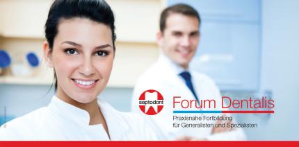 Forum Dentalis von Septodont: Neuauflage in 2019