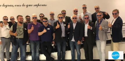 """International Advisor Meeting"" von SHOFU in Madrid"