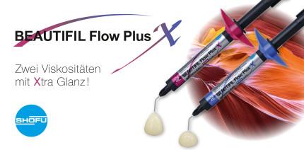 Injizierbares Flowable für Front- und Seitenzahnfüllungen
