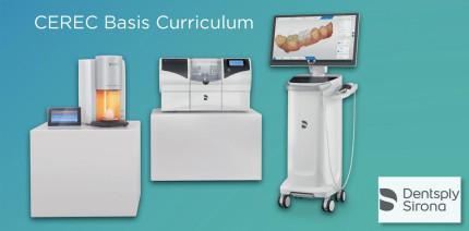 CEREC Basis Curriculum von Dentsply Sirona für Zahnärztinnen