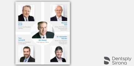 Dentsply Sirona geht 2019 mit neuer Geschäftsstruktur an den Start