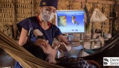 Dentsply Sirona unterstützte Projekte im Amazonas-Gebiet