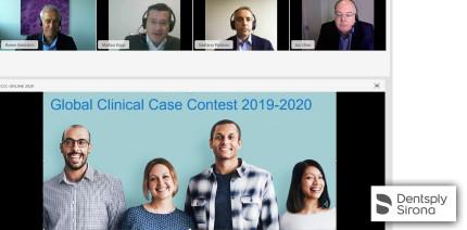 Global Clinical Case Contest: Preisträger virtuell ausgezeichnet