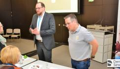 Live-Demonstration zu SureSmile® Ortho auf der IDS 2019