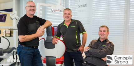 Neuseeland trifft Bensheim: Intensive Schulung für Techniker