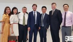 Neues Zentrum für spezielle Zahnmedizin der National University of Singapore