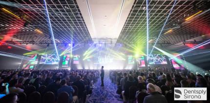 Dentsply Sirona World begeisterte Tausende in Orlando