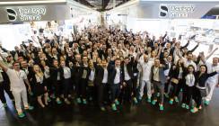 Dynamisch, innovativ und leistungsstark: So präsentiert sich Dentsply Sirona