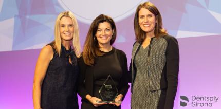 Personalvorstand von Dentsply Sirona mit Award ausgezeichnet