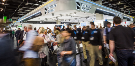 Inspired by your needs: Dentsply Sirona auf der IDS 2019