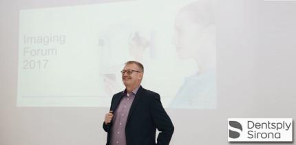 Dentsply Sirona Imaging Forum 2017