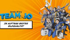 Dentsply Sirona: Team IO – Im Auftrag bester Bildqualität