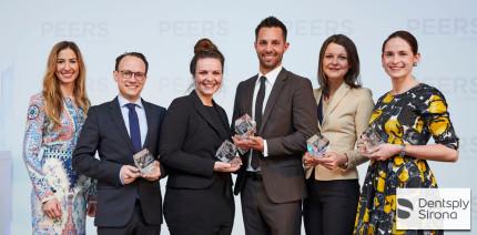PEERS-Förderpreis: Forschungsnachwuchs zum 11. Mal geehrt