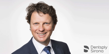 Dentsply Sirona ernennt Arjan de Roy zum neuen Vice President
