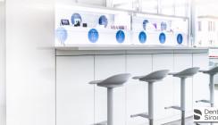 Dentsply Sirona Showroom und Academy in der Schweiz