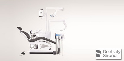 Wie Dentsply Sirona Design für Behandlungseinheiten definiert