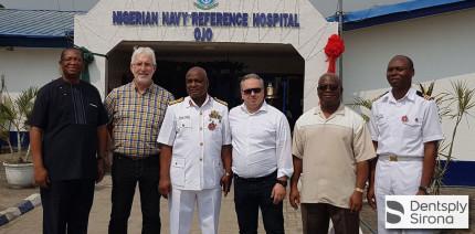 Dentsply Sironas weltweite Mission für zahnärztliche Versorgung
