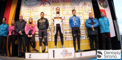 Spektakuläre Wettkämpfe bei der Deutschen Rad-Cross Meisterschaft