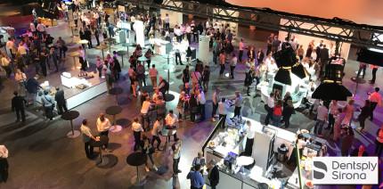 Zahntechniker-Kongress von Dentsply Sirona begeisterte mehr als 600 Besucher