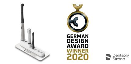 German Design Award 2020 für SmartLite Pro von Dentsply Sirona