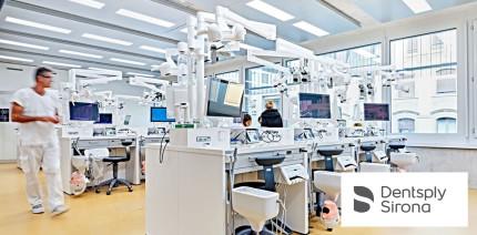 Dentsply Sirona startet erstes universitäres Großprojekt in der Schweiz