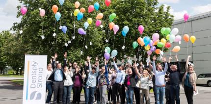 #DSforDiversity: Dentsply Sirona feiert die Vielfalt