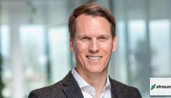 Führungswechsel bei Straumann Group Deutschland