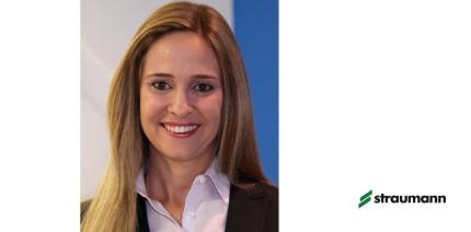 Camila Finzi wird Leiterin des KFO-Geschäftsbereichs von Straumann