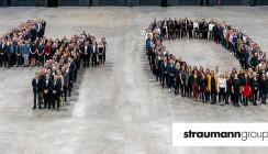 Straumann Group: 40 Jahre Qualität, Service, Leidenschaft