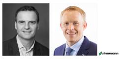 Straumann-Group ernennt zwei neue Geschäftsleitungsmitglieder