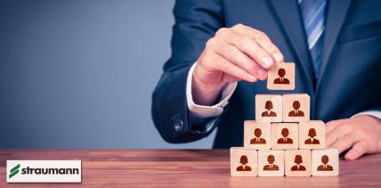 Straumann Group ernennt neuen Leiter Global People Management